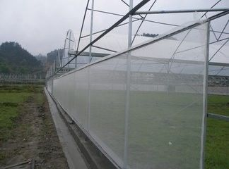 What are the management requirements for insect control net