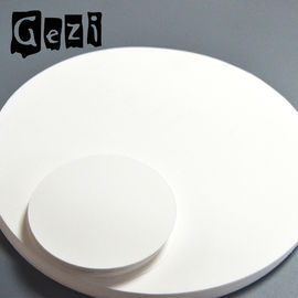 ISO 9000 Filter Paper Sheets 300*300mm Width For Chemical Natural Filtration