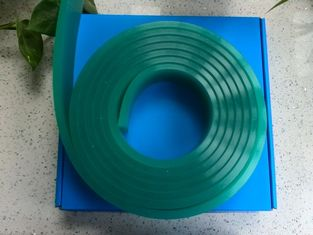 Polyurethane Screen Printing Squeegee Blades Green 50 * 9 Width 109mm Chemical Resistant