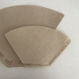 12 - 35gsm Coffee Filter Paper Sheets 0.35mm High Permeability Wood Pulp Feature