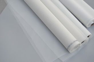 Waterproof Nylon Filter Cloth Mesh Chemical Resistance With Smooth Surface