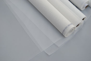 Customized Width Nylon Filter Mesh 38 - 500um Thread Diameter Plain Weave