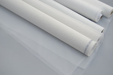 White Nylon Filter Cloth Mesh For Air Fresheners / Purification Treatment
