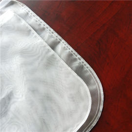 China Durable Polyester Nylon Filter Bag , Micron Mesh Filter Customized Size supplier