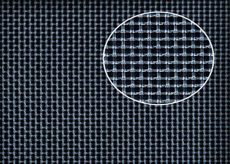 Water Resistant Screen Mesh Net For Chemical Plant 1.27m * 50m Dust Proof