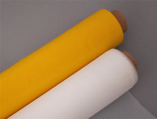 Stable Polyester Silk Screen Printing Mesh High Tension 43T ISO 9000