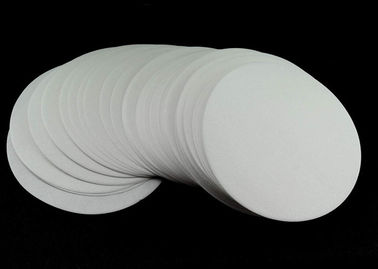 Lab Preminum Filter Paper Sheets 15cm Diameter 10 Micron 100 PCS Per Pack