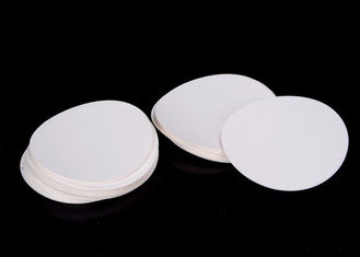 0.65 - 0.75mm Ashless Filter Paper Sheets Lab Grade Long Term Filtration