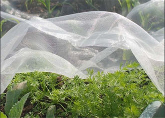 Greenhouse Anti Insect Mesh Netting Pure HDPE 50 Mesh 120 Gsm Insect Screen Mesh