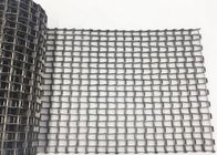 Round Woven Wire Mesh 304 Stainless Steel Honeycomb Conveyor Dryer Screw Belt