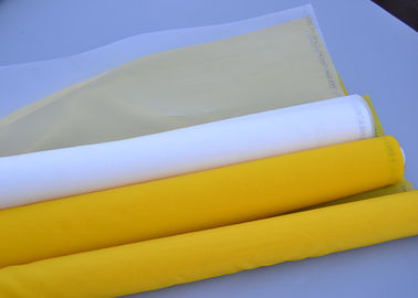 China 1.27m Width Monofilament Screen Printing Mesh , Polyester Filter Mesh factory