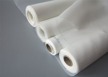 China 95% Filter Rating Nylon / Polyester Filter Mesh Aicd Resistant 35 50 75 100 200 Micron factory