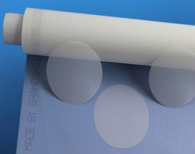 120 Micron 100% Nylon Screen Mesh Fabric For Filter , Impact Strength Resistance