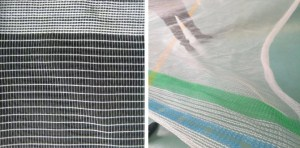 100% Virgin Plastic Insect Mesh Protection Netting HDPE Raw Materials