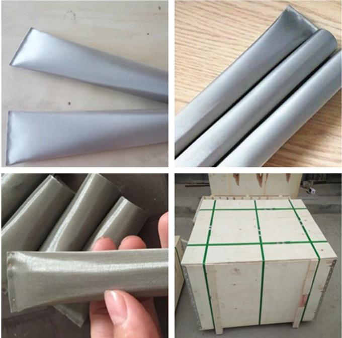 316L 304 635x635 Wire Dia Stainless Steel Mesh Screen SGS FDA And ISO9001 Standard