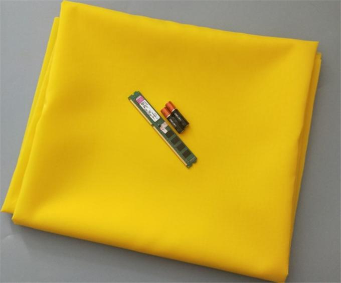 Monfilament Polyester Silk Screen Printing Mesh For Printing Thick Film Circuit