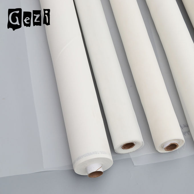 Ink Penetration Resilience Nylon Filter Mesh High Filter Rating For Paper Mill