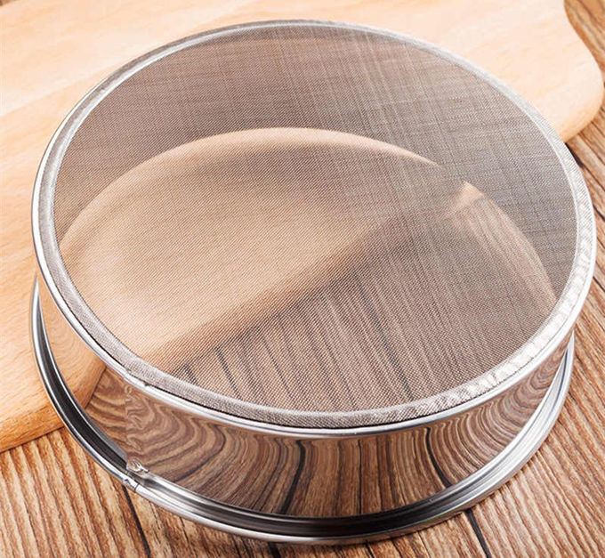 Kitchen Use Food Grade GG Nylon Filter Fabric 200 Micrion Flour Filter Sifter Mesh